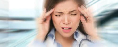 Головокружение при шейном остеохондрозе: симптомы, причины, диагностика, лечение