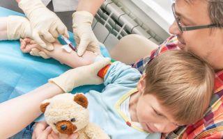 Анализ на антитела к полиомиелиту