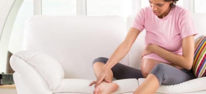 Судороги в ногах при беременности: причины и способы устранения