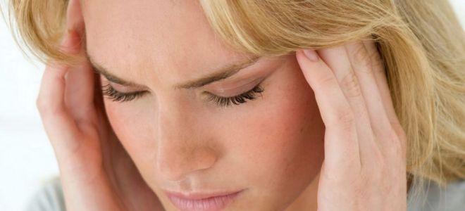 Как избавиться  от головных болей при ВСД?