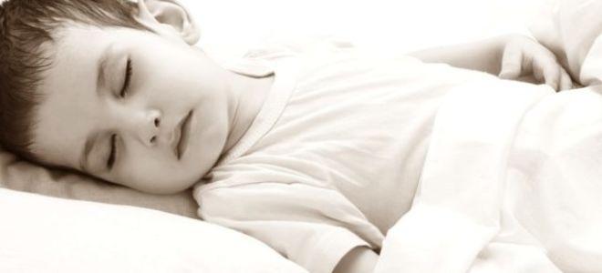 Ночное апноэ у детей: в чем опасность?
