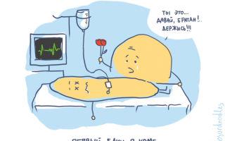Кома при инсульте: Ваши шансы на выживание!