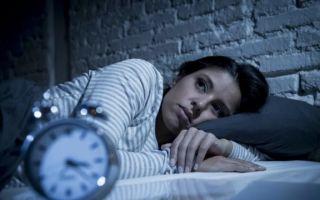 Бессонница после тренировки: что делать, чтобы уснуть?