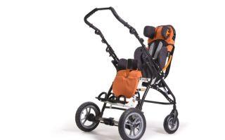Как выбрать коляску для ребенка с ДЦП?