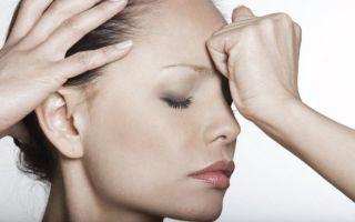 Почему может возникать головная боль в области лба и глаз