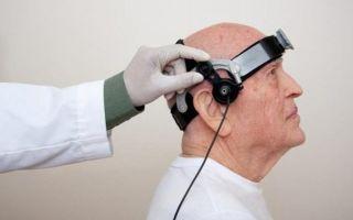 Транскраниальная ультразвуковая допплерография
