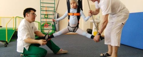 Реабилитация при ДЦП: массаж, ЛФК, терапия