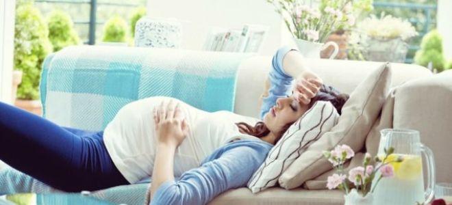 Особенности протекания ВСД при беременности