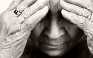 Сосудистая деменция — как распознать болезнь