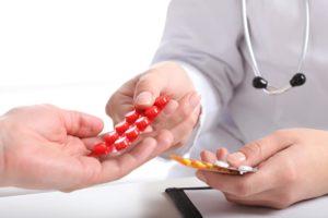 Медикаментозное лечение миелопатии