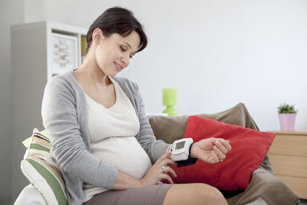 Обострение при беременности
