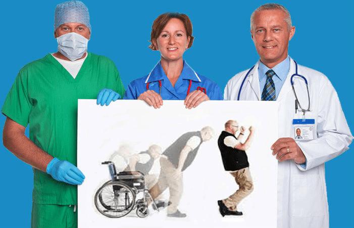 Цель реабилитации после инсульта
