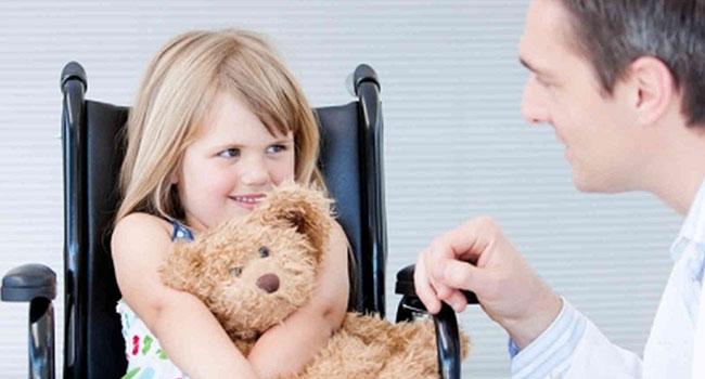 Ребенок инвалид