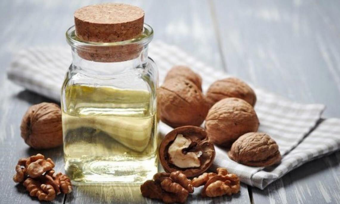 Орехи и керосин