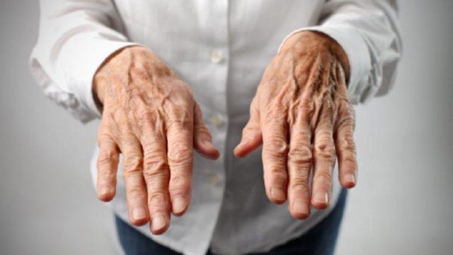 Руки старика